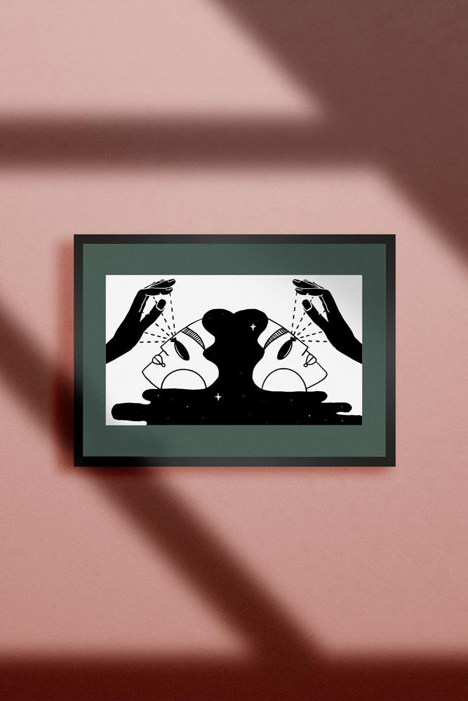Werjant-artprint-landscape-narcissism