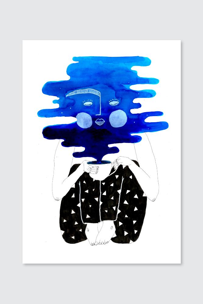Werjant-artprint-portrait-coffee