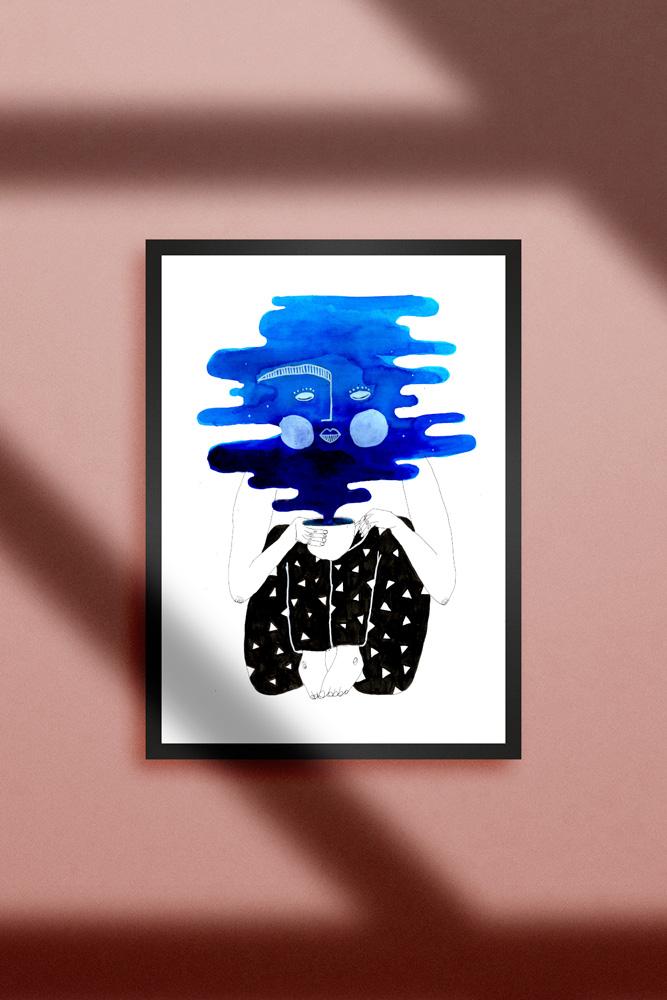 Werjant-artprint-portrait-coffeeclouds