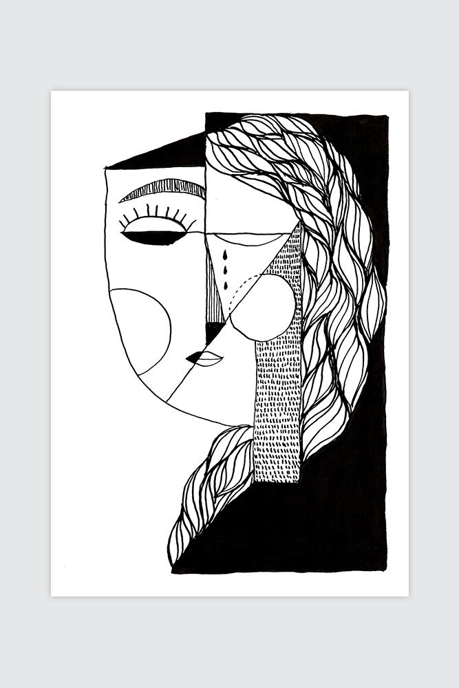 Werjant-artprint-portrait-girl