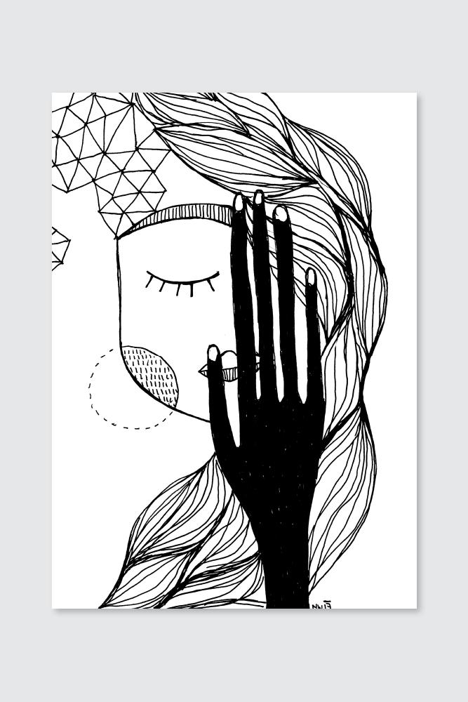 Werjant-artprint-portrait-lust