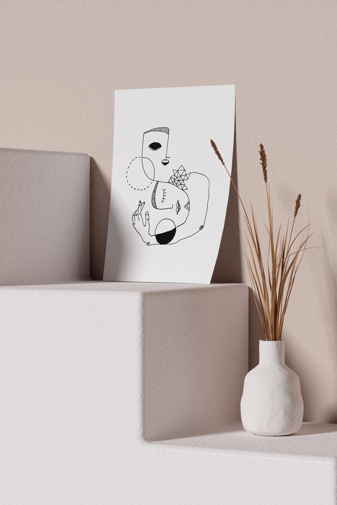 Werjant-artprint-portrait-mockup-home