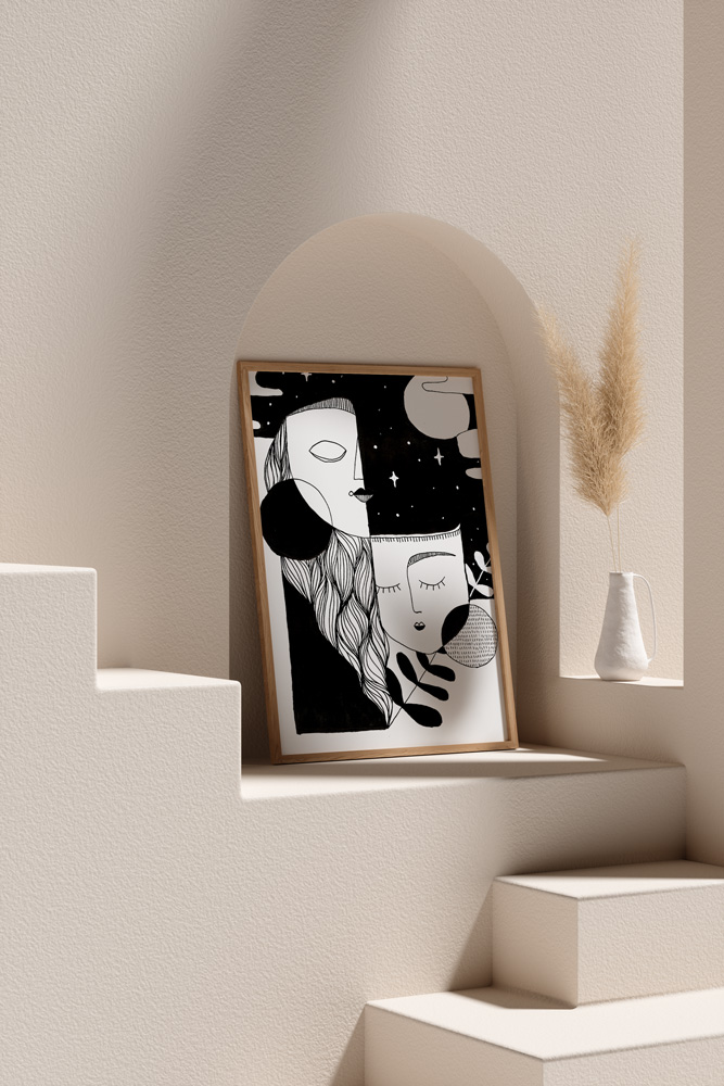 Werjant-artprint-portrait-mockup2-cubistdream