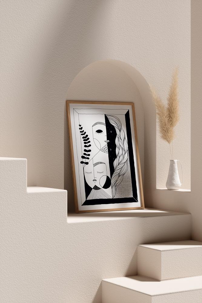 Werjant-artprint-portrait-mockup2-gehirnsturm