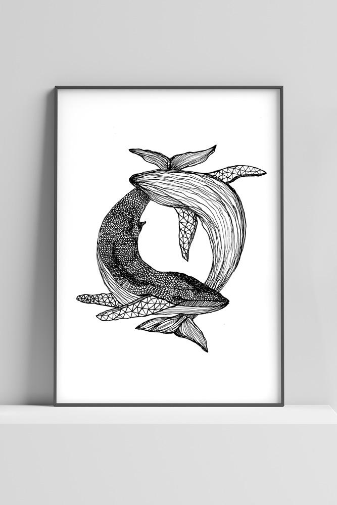 Werjant-artprint-portrait-whales